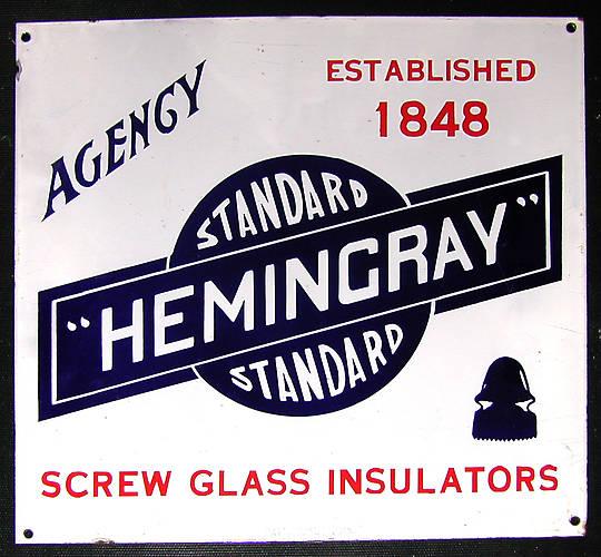 Hemingray info - The Hemingray Database: Fakes and Reproductions