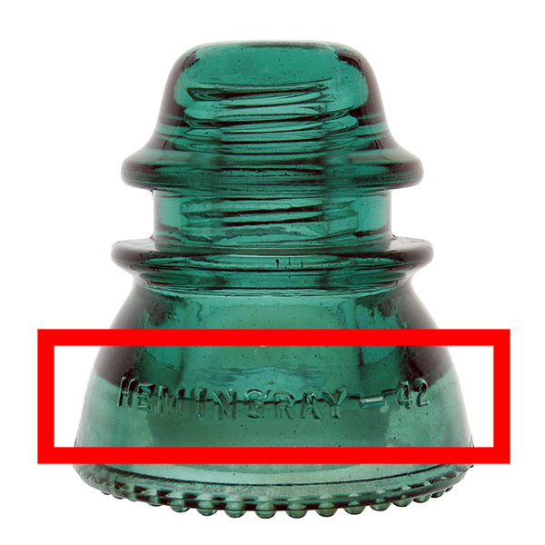 df6d4ff476d2 Hemingray.info - The Hemingray Database  Identify Your Insulator